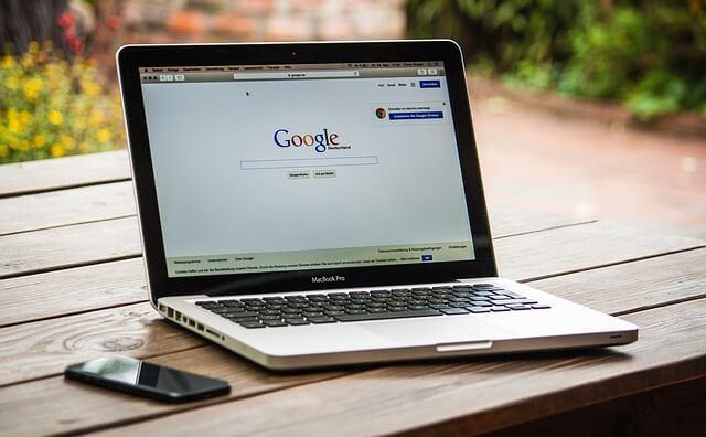 recherches chiffres et informations sur google pour infographie